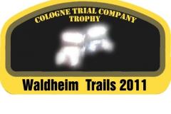 CTC Trophy 2011 Aufkleber