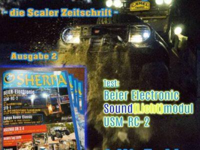 Beier Soundmodul und Soundfahrtregler