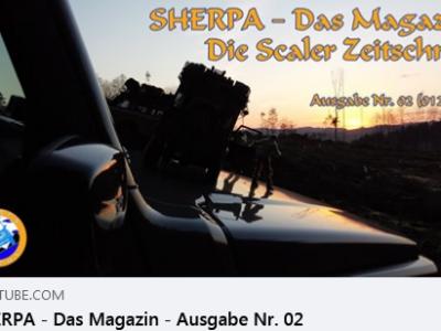 JETZT – Ausgabe Nr.02 SHERPA – Das Magazin